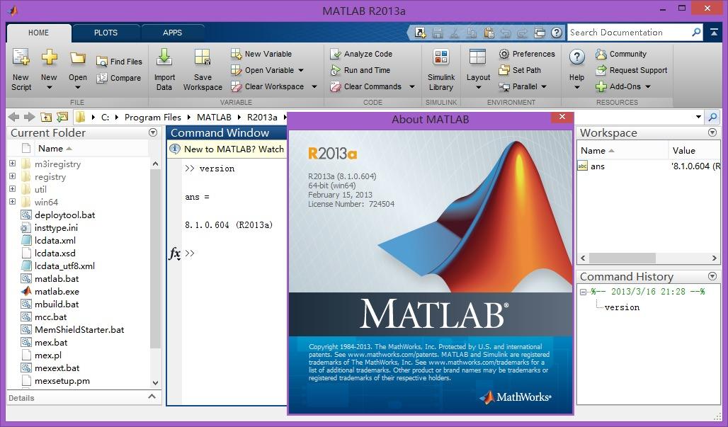 Matlab常用数学函数 Omegaxyz